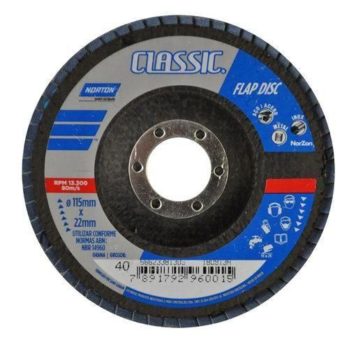 "Disco De Lixa Flap Disc 4.1/2"" - R822"