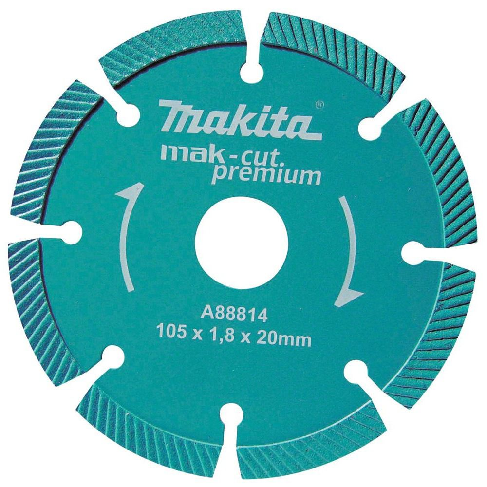 Disco Diamantado 105mm para Serra Mármore - Makita A-88814