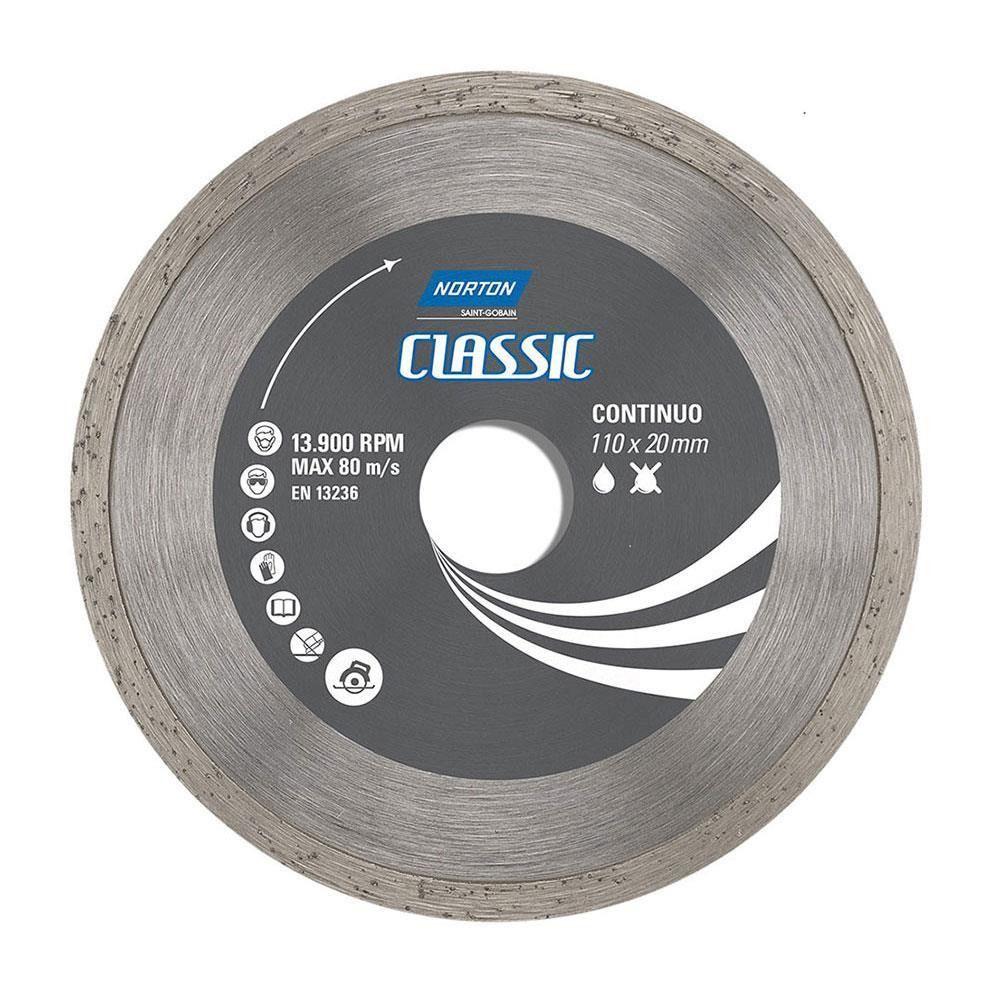 Disco Diamantado Classic Contínuo 110x20 - 70184693464 - NORTON