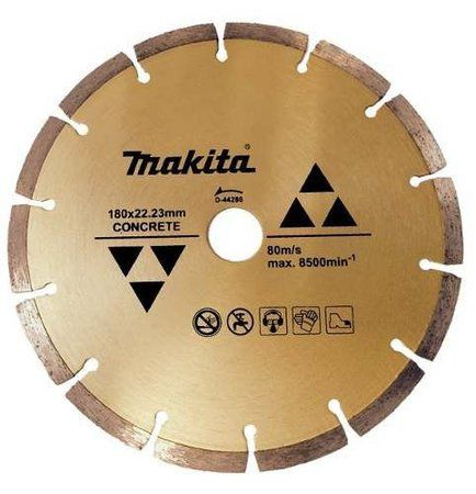 Disco Diamantado Segmentado Makita D-44286