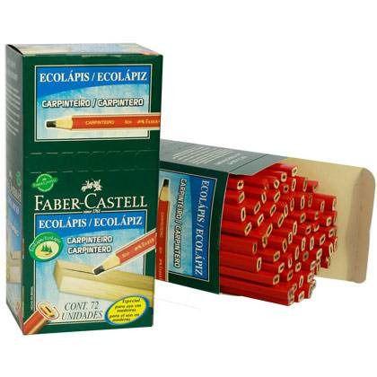 Lápis preto carpinteiro - PM/2835 - Faber-Castell