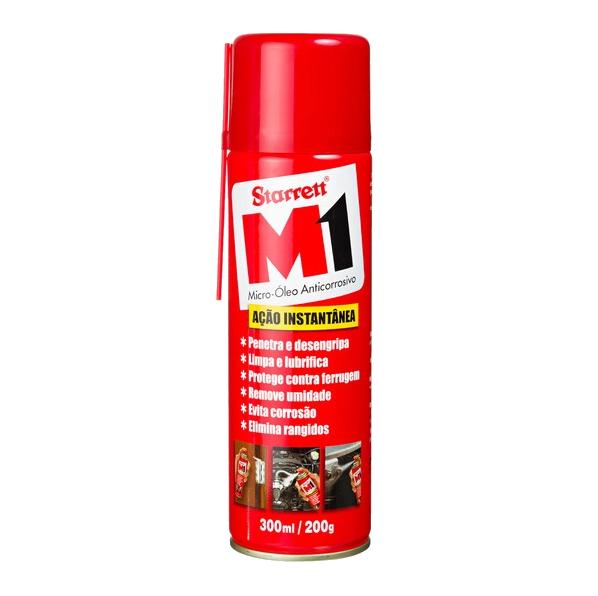 Micro Óleo Anticorrosivo Spray M1 300ml-M1300ML