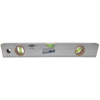 Nivel Aluminio 16'' (40cm) - Brasfort