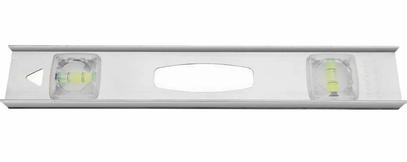 Nível Alumínio 300mm 2 Bolhas 43100/012 - Tramontina