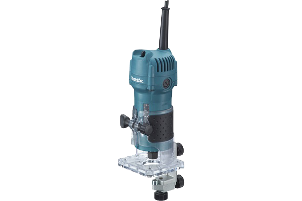 Tupia Manual 6mm 1/4 Pol. 530W - MAKITA-3710