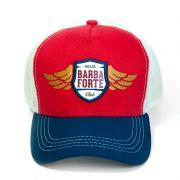 Boné Aba Curva Trucker Club Barba Forte