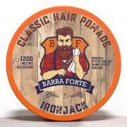 Classic Hair Pomade IronJack Barba Forte 120g