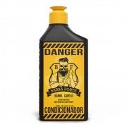 Condicionador Barba e Cabelo Danger Barba Forte 250ml
