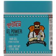 CÓPIA - Gel Power Hipster Barba Forte  500g