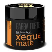 Esfoliante Facial Barboterapia Inteligente Xeque Mate Barba Forte 500g