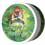 Gel de Barbear Jungle Shaving Gel Barba Forte 170g