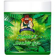 Gel de Barbear Jungle Shaving Gel Barba Forte 500g