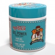 Gel Power Hipster Barba Forte  500g