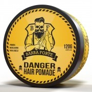 Hair Pomade Danger Barba Forte 120g