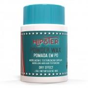 Pomada Modeladora em Pó Powder Wax Hipster Barba Forte 15g