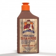 Shampoo IronJack Barba Forte 250ml