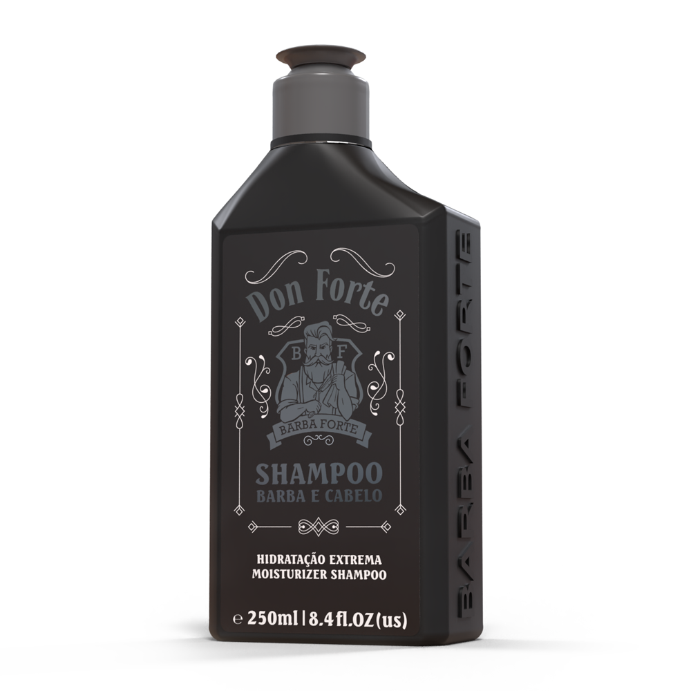 Combo Don Forte Shampoo 250ml + Condicionador 170ml
