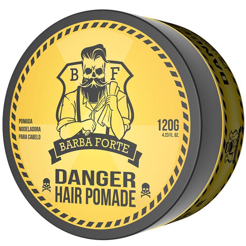 Hair Pomade Danger Barba Forte 120g