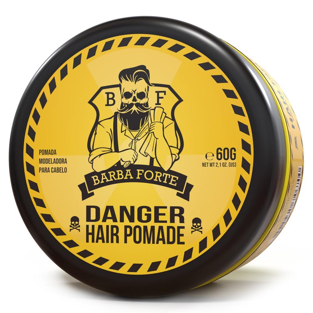 Hair Pomade Danger Barba Forte 60g