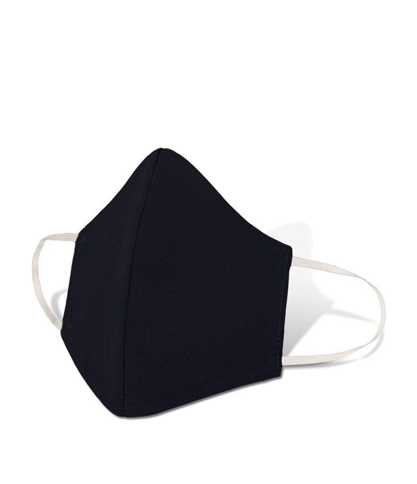 Máscara Proteção Facial Dupla Camada Lavável - COR SORTIDA