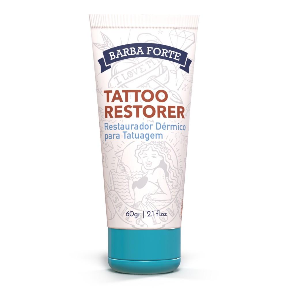 Restaurador Dérmico para Tatuagem Tattoo Restorer 60g