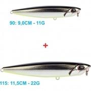 Isca Marine Sports Pro Slider 90 e 150 - 2 Unidades