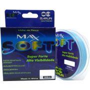 Linha Maruri Max Soft 0,203mm Azul - 300m