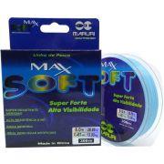 Linha Maruri Max Soft 0,467mm Azul - 300m