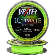 Linha Vexter Ultimate Soft 0,33mm 300m Amarela