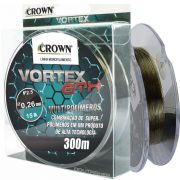 Linha Vortex Gtx Crown 0,26mm - 15lb 300m