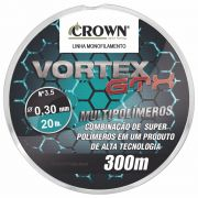 Linha Vortex Gtx Crown 0,30mm - 20lb 300m