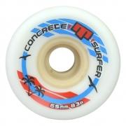 Roda Moska 65mm 83A Concrete Surfer
