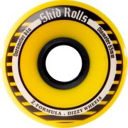 Roda Dizzy Skid Rolls 65mm 84A