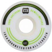 Roda Emex 55mm 102A Green Lines Importada