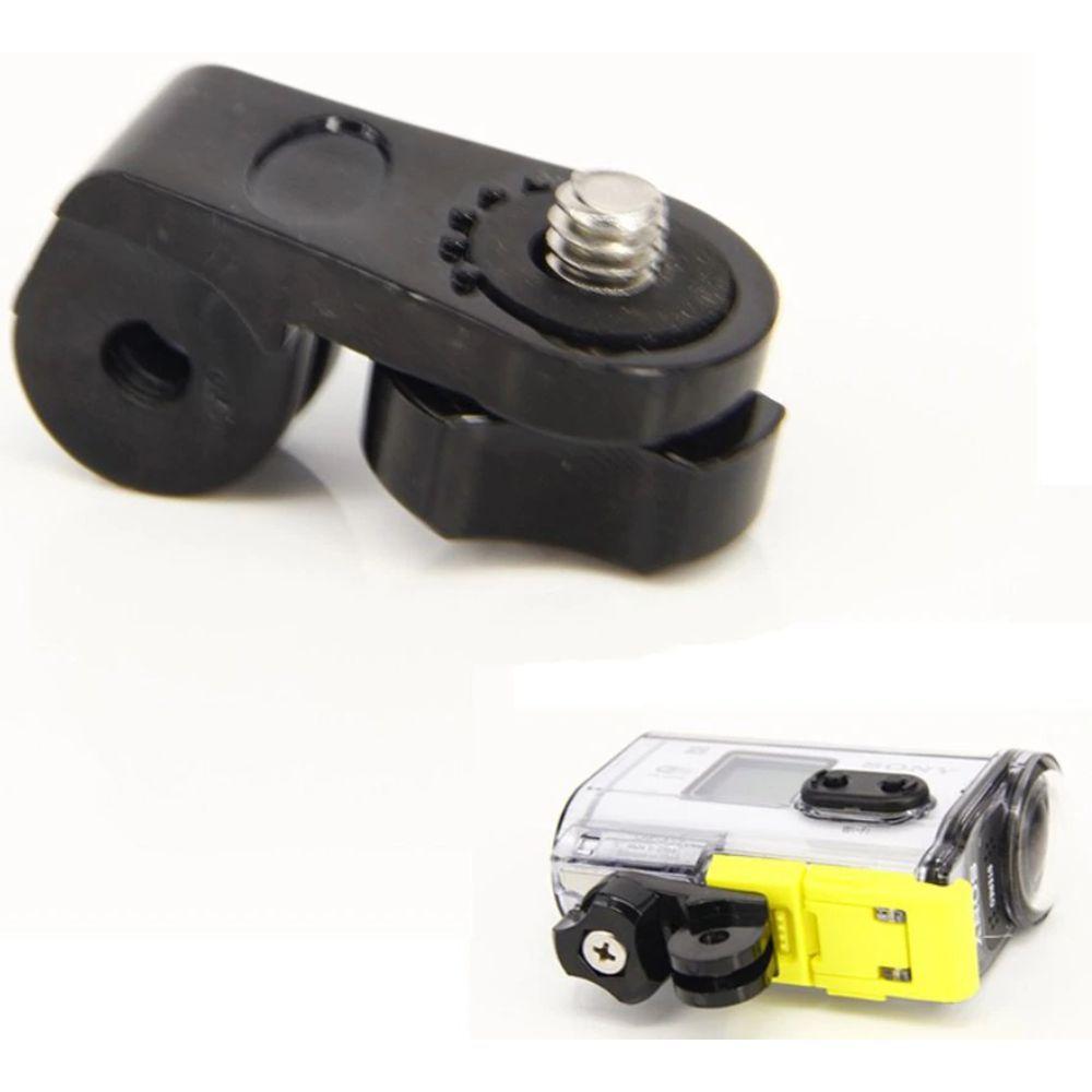 Adaptador P/ Sony As30/100/200/300/4k/  XiaoMi Yi Action Camera - Use Acessórios Gopro