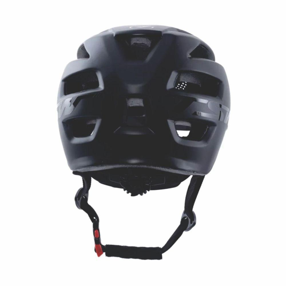 Capacete Enduro TSW Preto - M/L 57 a 60 cm