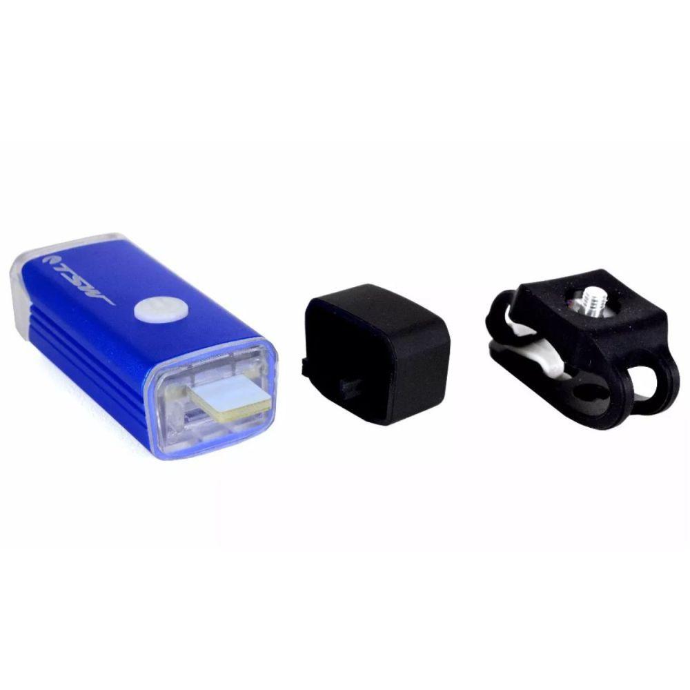 FAROL TSW 180 LÚMENS CARREGADOR USB