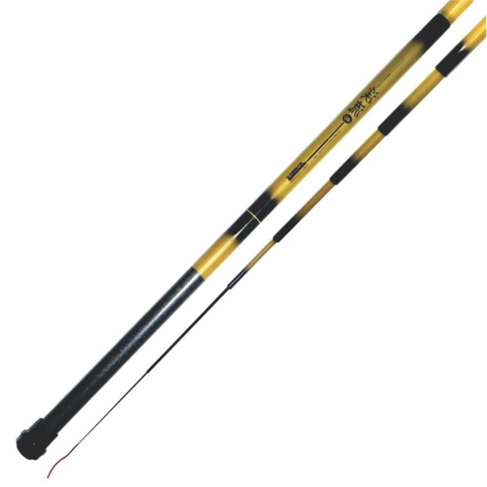Kit com 3 Varas Telescópica Lisa Marine Sports Bamboo
