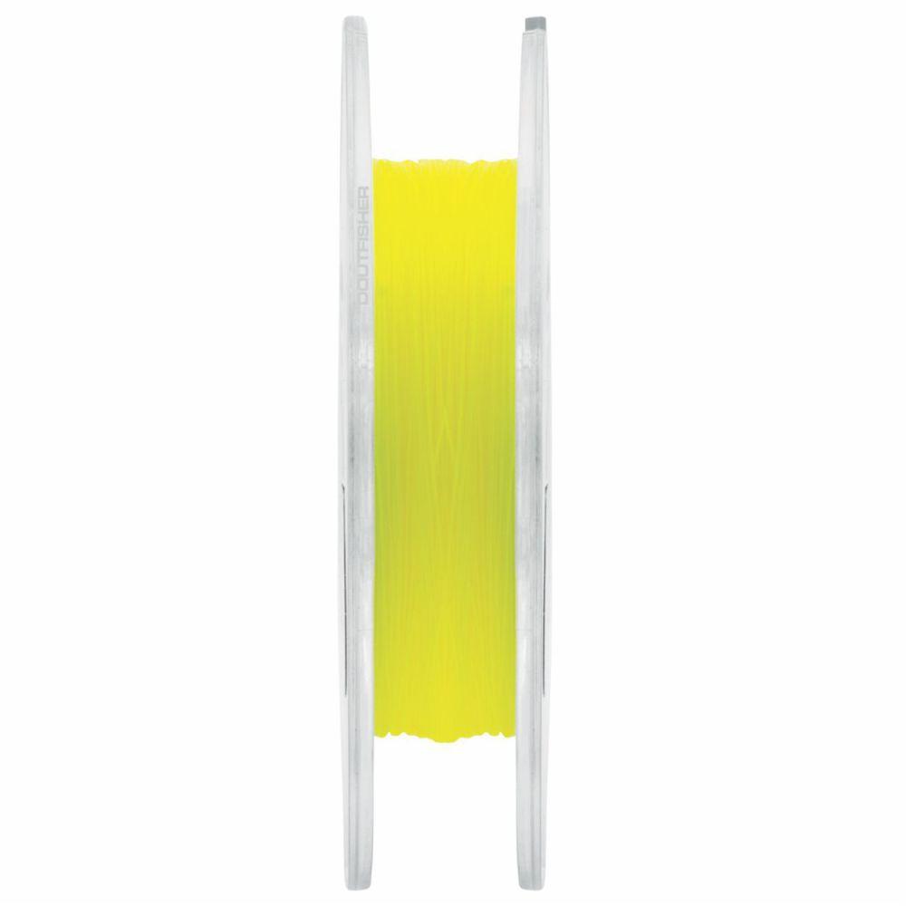 Linha Crown Fiber Soft Amarela 0,26mm - 14 lbs 250m