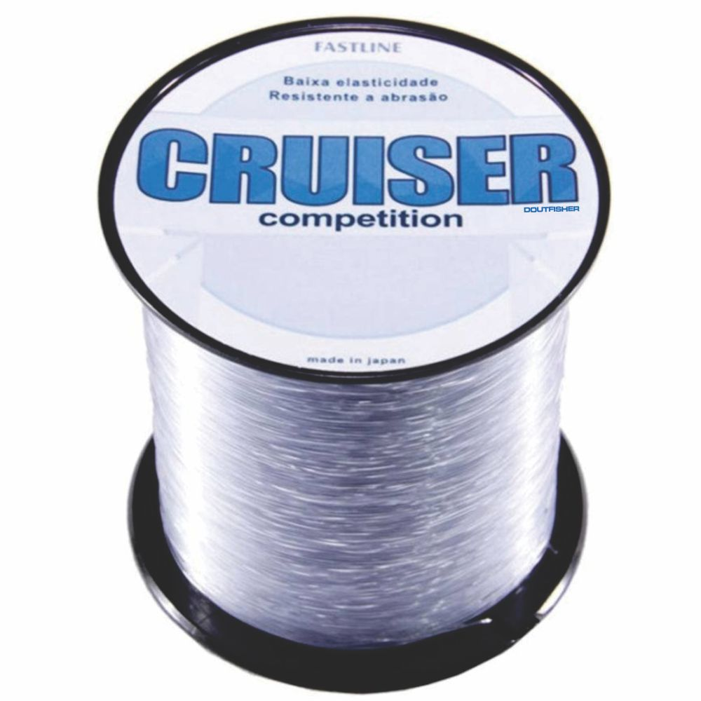Linha Fastline Cruiser Competition 0,370mm - 500m