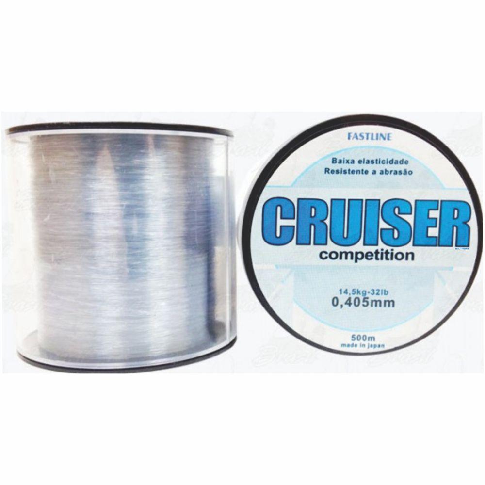Linha Fastline Cruiser Competition 0,405mm - 500m