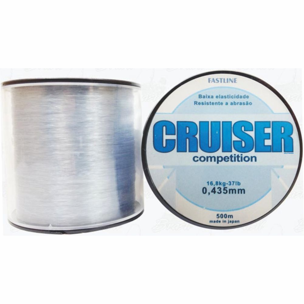Linha Fastline Cruiser Competition 0,435mm - 500m
