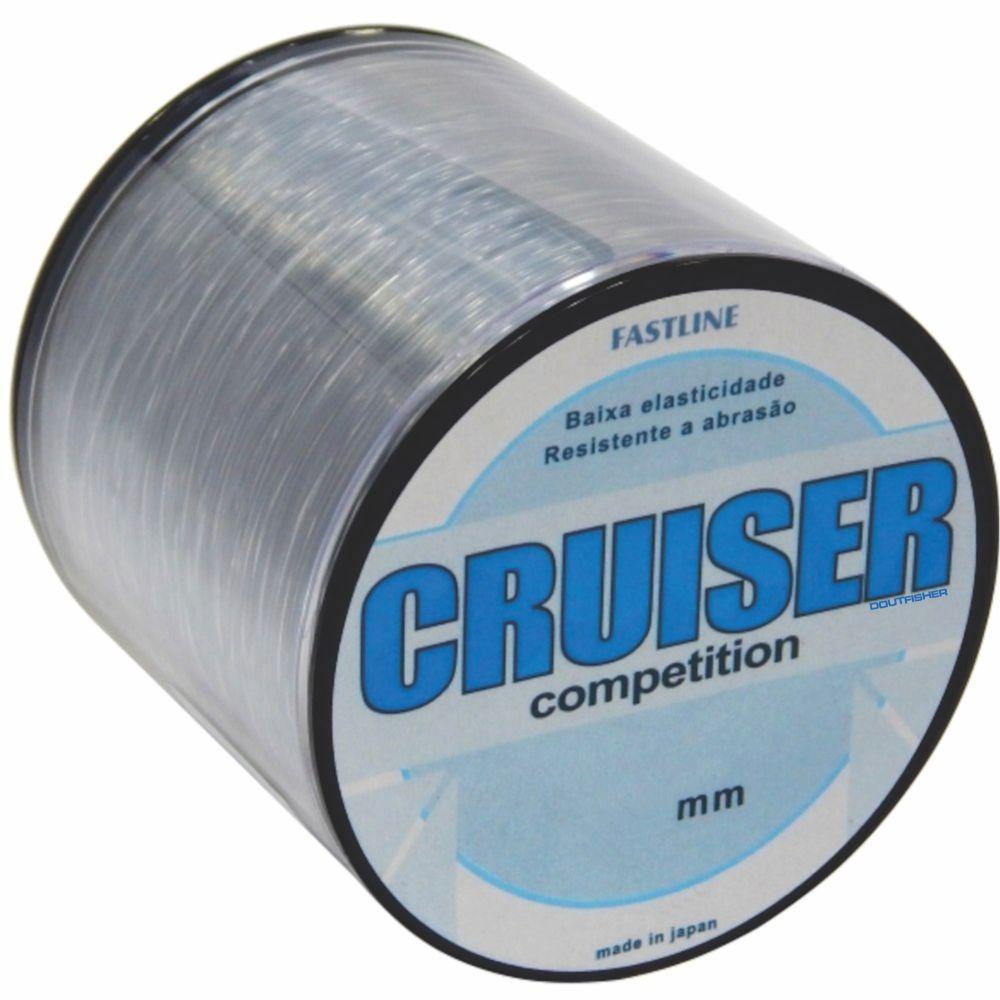 Linha Fastline Cruiser Competition 0,435mm - 500m