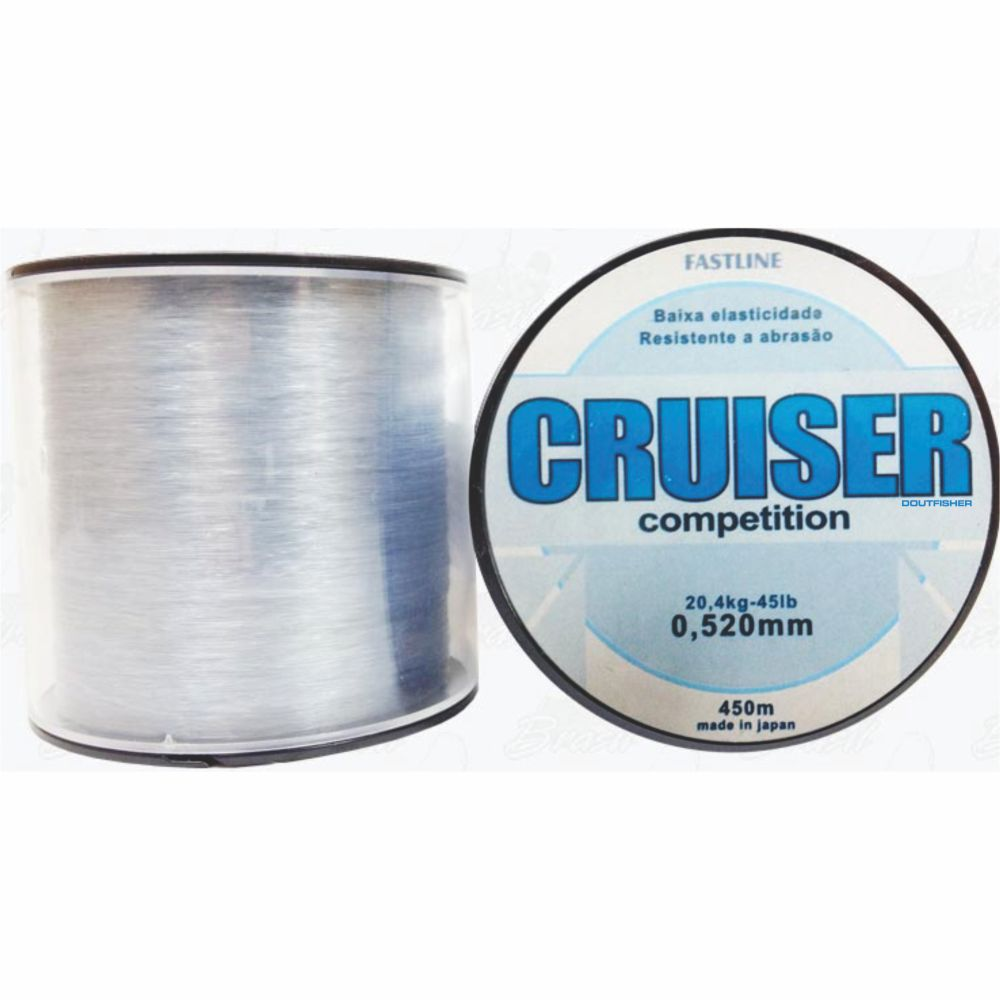 Linha Fastline Cruiser Competition 0,520mm - 450m