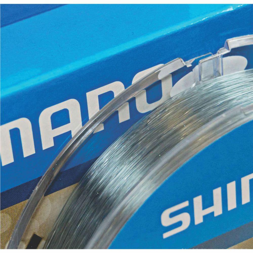 Linha Shimano Exage 0,255mm - 300m