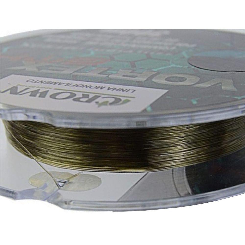 Linha Vortex Gtx Crown 0,40mm - 33lb 300m