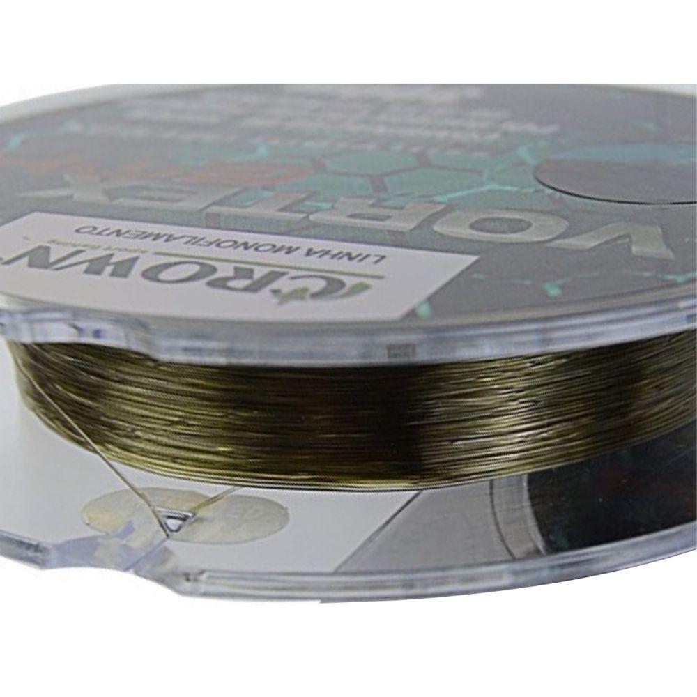 Linha Vortex Gtx Crown 0,46mm - 43lb 300m