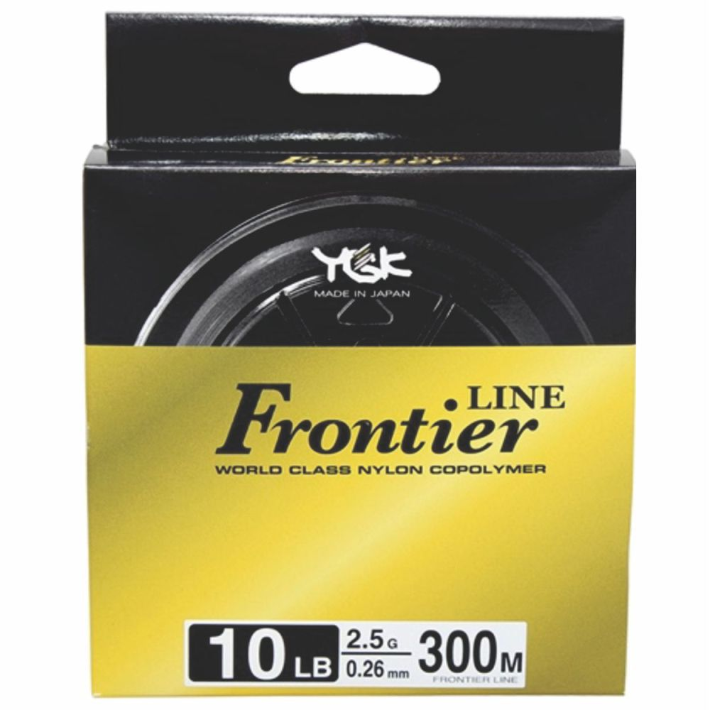 Linha Ygk Frontier Line 0,26mm - 300m