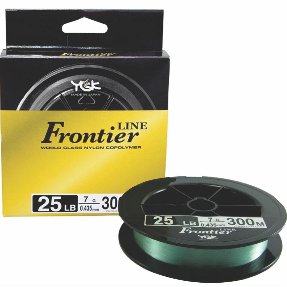Linha Ygk Frontier Line 0,435mm - 300m