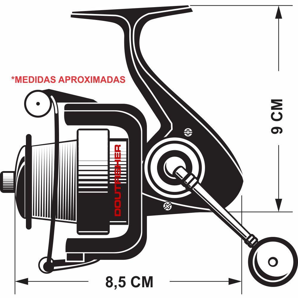 Micro Molinete Maruri LK500